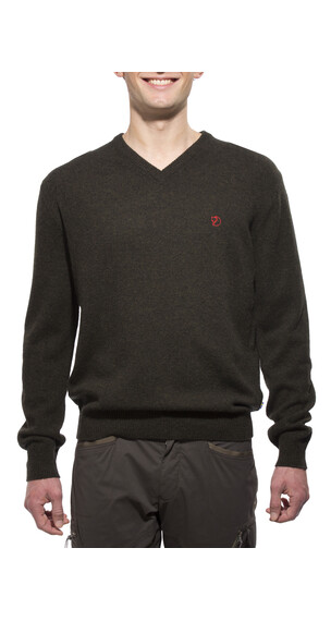 Fjällräven Shepparton Sweater Men Dark Olive